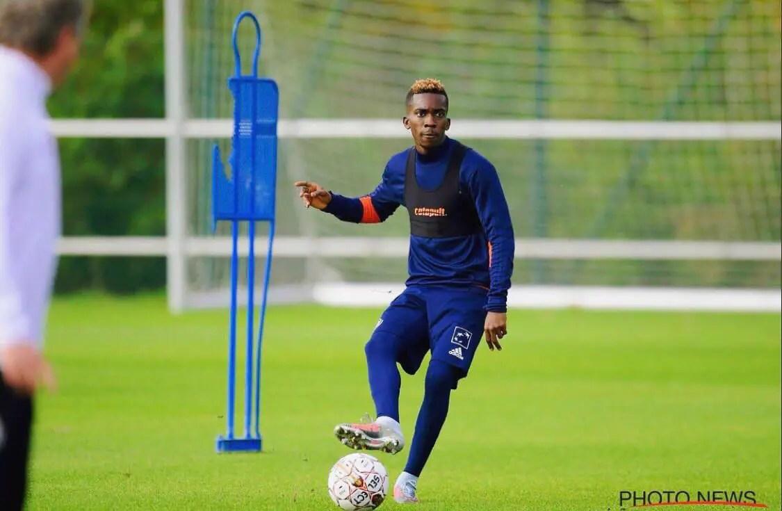 """Ogu Backs """"Young King"""" Onyekuru To Bounce Back From Knee Injury"""