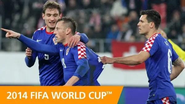 Nigeria's World Cup Foe Croatia Confirm Peru, Mexico Friendlies; Plan To Play African Team