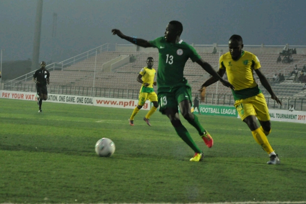 NPFL Invitational: Home Eagles Outscore Enyimba, Reach Final