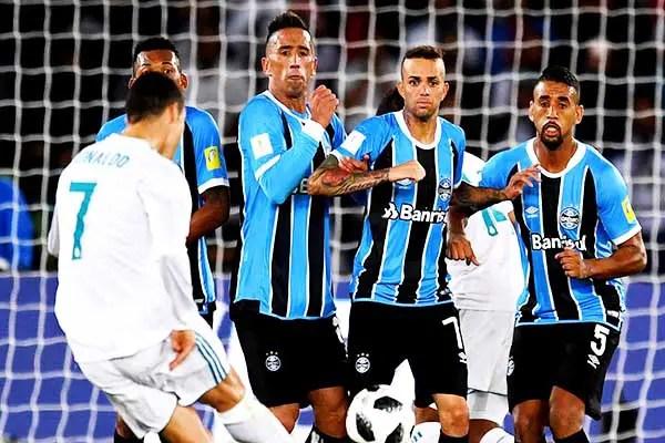 Ronaldo Fires Real Madrid Past Gremio To Record CWC Triumph