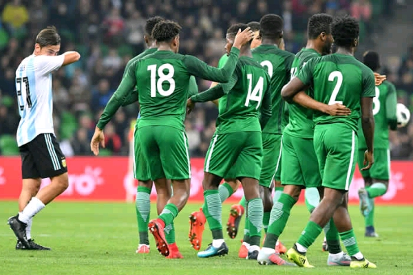 ROAD TO RUSSIA: Does FIFA Ranking Reflect Super Eagles' World Cup Prospects?