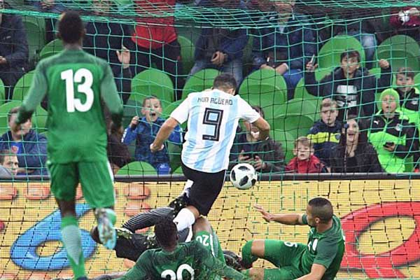 BREAKING: Nigeria Draw Argentina, Iceland, Croatia For 2018 World Cup