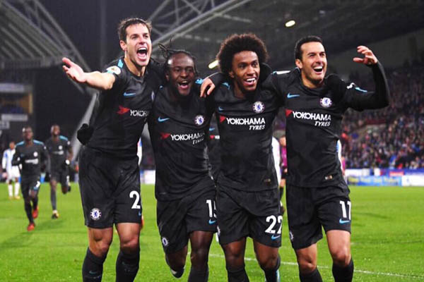 Round-Up: Moses Makes Milestone Start For Chelsea, Akpeyi Out; Onazi, Echiejile Benched