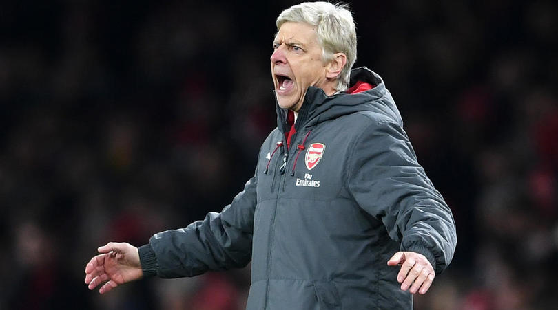Down But Not Out – Defiant Wenger Insists Arsenal Not Out Of Title Race