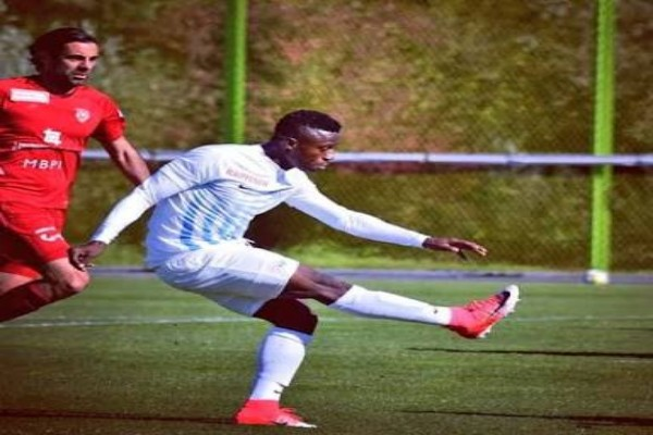 Odey Helps FC Zurich To Victory In First League Start