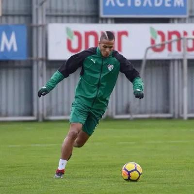 Excited Troost-Ekong Returns To Bursaspor Training Ahead Of Fenerbahce Clash