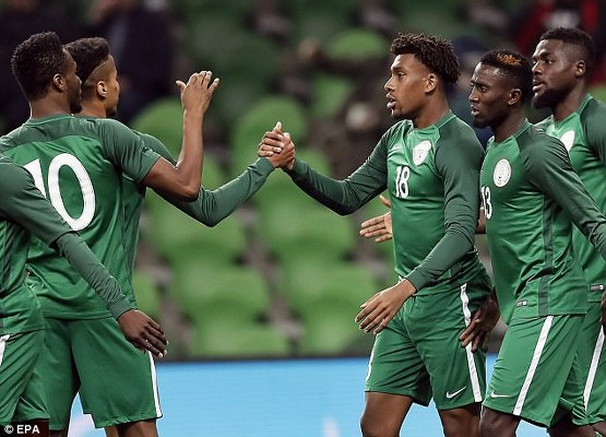 """World Cup Winner Karembeu Tips """"Exciting"""" Super Eagles To Succeed In Russia"""