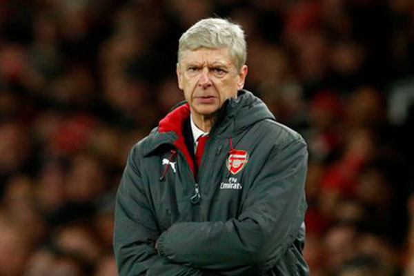 Wenger Targets EPL Top Four, Plots City Revenge, Not Worried About His Future