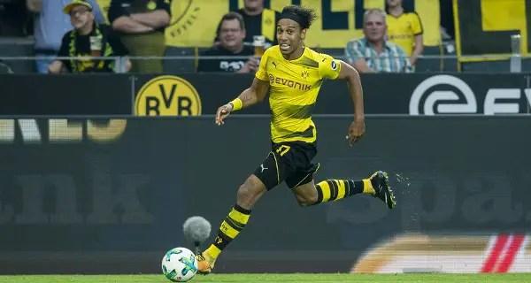 Dortmund's Zorc Blasts Wenger Over Aubameyang Comments