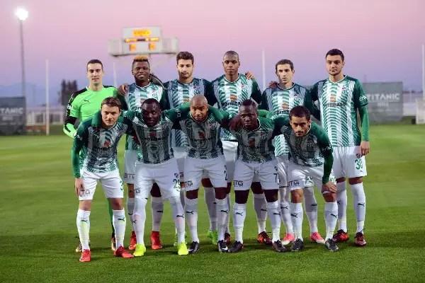 Troost-Ekong, Agu In Action In Bursaspor's Friendly Win
