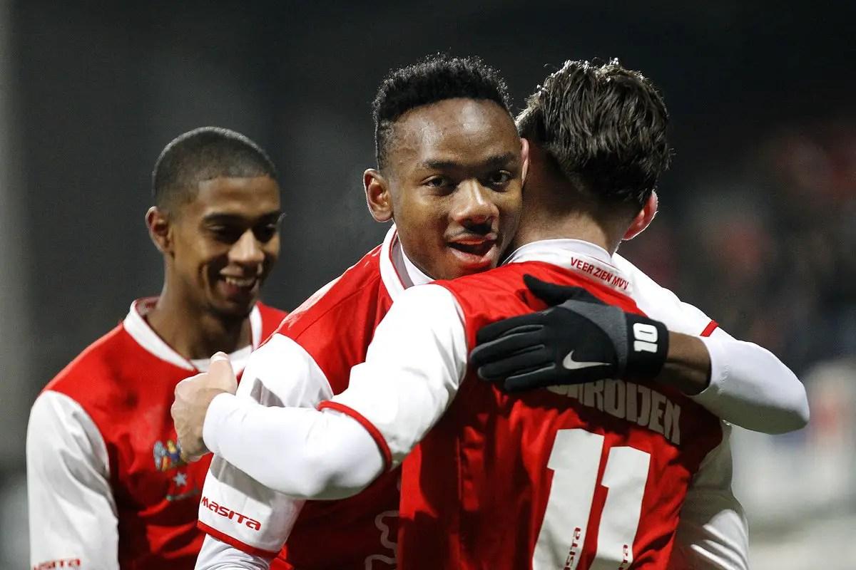 Kelechi Nwakali Returns To MVV Maastricht On Loan From Arsenal