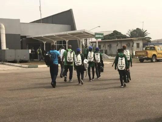 U-20 WWC Qualifier: South Africa Land In Benin, Falconets Coach Cautious