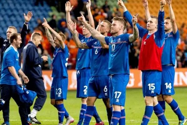 Nigeria Foes Iceland Blow Two-Goal Lead In Friendly Vs Ghana