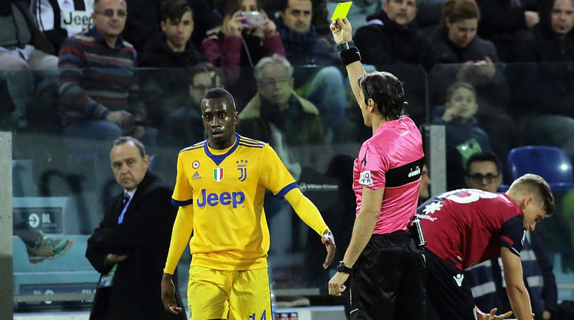 Juve Midfielder Matuidi Suffers Racist Abuse For The Second Time In Seven Days