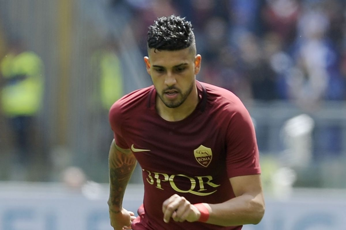 Agent Confirms Chelsea In Talks For Roma's Emerson Palmieri