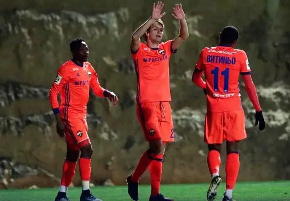 Musa Scores Brace In CSKA Friendly Win Vs Elche