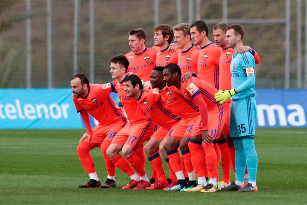 Musa: CSKA Still In Race For Russian Title
