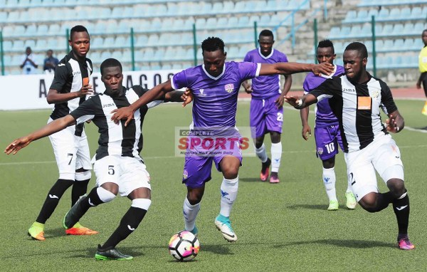 Real Bamako's Folarin Dreams Super Eagles Call-Up, Europe Move