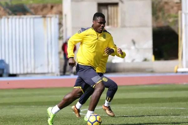 Knee Injury During Training Could Delay Emenike's Las Palmas Debut