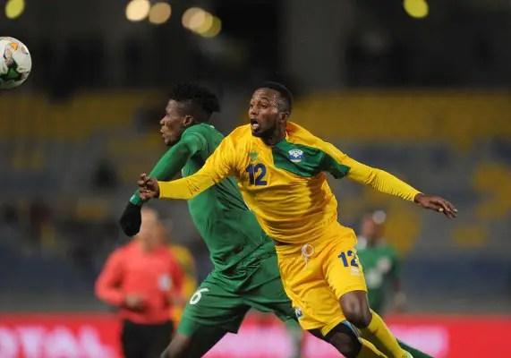 Eze, Ojo Make CHAN Team Of The Tournament, El Kaabi Named MVP