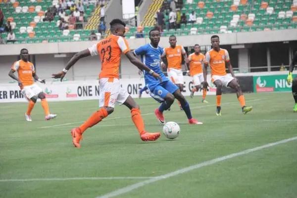 Mbaoma: Akwa United Will Shock Hawks In Gambia
