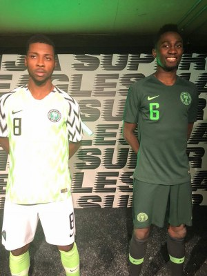 ROAD TO RUSSIA: HIT OR MISS? What Do You Make Of New Super Eagles Jerseys?