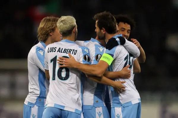 Europa League: Atletico, Lazio Advance As Celtic, Napoli Crash Out