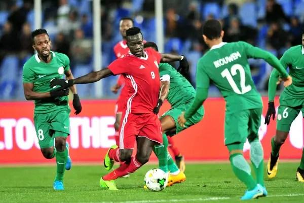 Ezenwa: Eagles Can Shock Morocco, I Have Confidence In Ajiboye