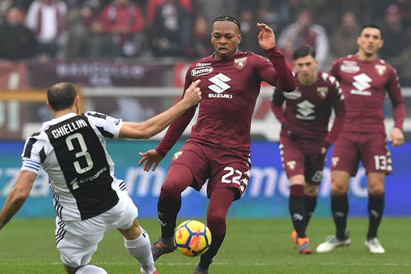 Obi Targets 6th Serie A Goal, More Games For Super Eagles