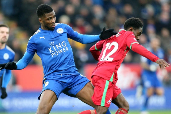 Iheanacho Bags Assist In Leicester Draw; Sanchez Opens Man United Goals Account