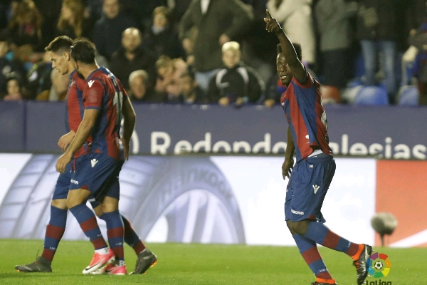 Levante Hold Struggling Real Madrid