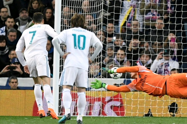 UCL: Ronaldo Hits Milestone Goal As Madrid Outscore PSG, Mane Bags Treble In Liverpool Win
