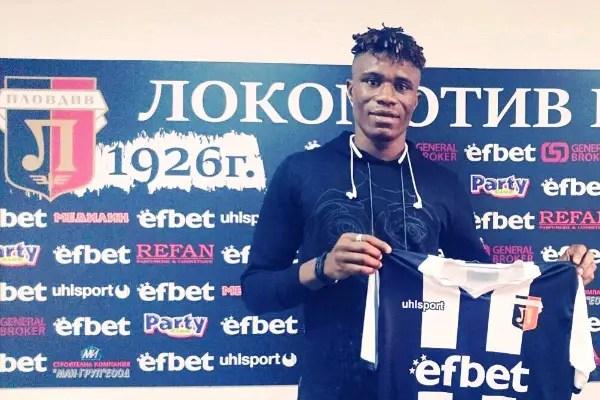Home Eagles Star Eze Eyes Bright Start In Bulgaria With Lokomotiv Plovdiv