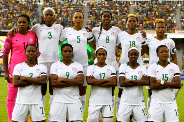 Oshoala Out As Dennerby Names 17 Super Falcons Players For France Friendly