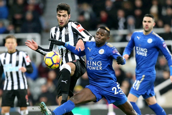 Ndidi Voted Complete Sports January Player Of The Month