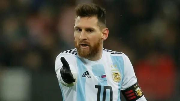 Messi: I Wish Argentina Were Like Germany