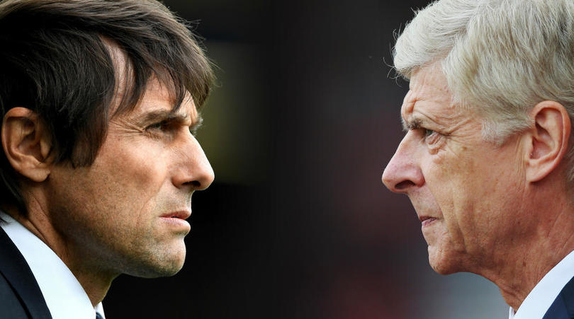 Ex-Player Merson Explains Why Arsenal Should Sack Wenger And Hire Conte