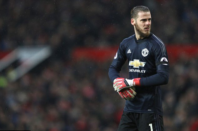 Mourinho Warns Real Madrid: De Gea Is Not For Sale