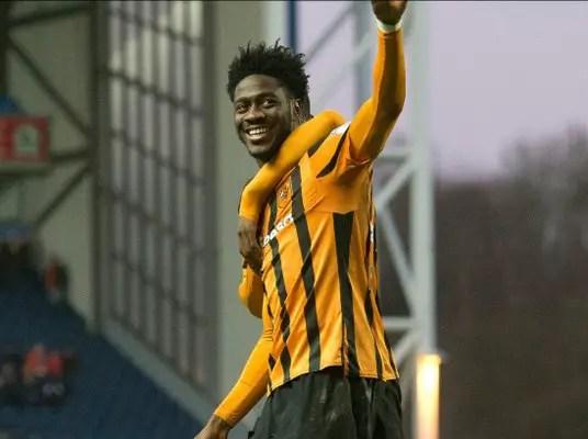 Aina Narrowly Beats Awoniyi, Lokosa To February Complete Sports Player Of The Month Award