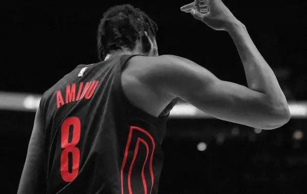 Aminu Hits 6th Double Of NBA Season In Blazers Defeat