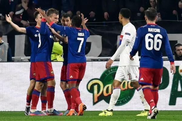 Musa's CSKA Moscow Draw Iwobi's Arsenal In Europa League Q/Final, Atletico Face Sporting