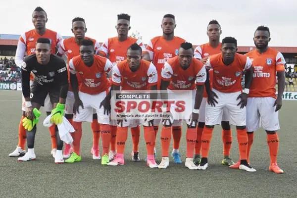 """Akwa United Coach Maikaba """"Impressed"""" Despite CAFCC Exit"""