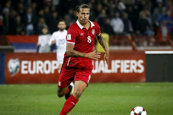 Serbia's Prijovic: Super Eagles Strong, Deserve Respect But We Must Beat Them