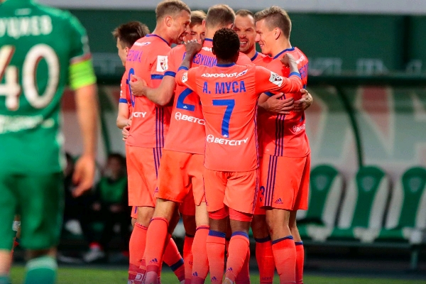 ROUND-UP: Gero Scores In Cup Win, Musa Wins With CSKA Moscow; Etebo's Las Palmas Lose