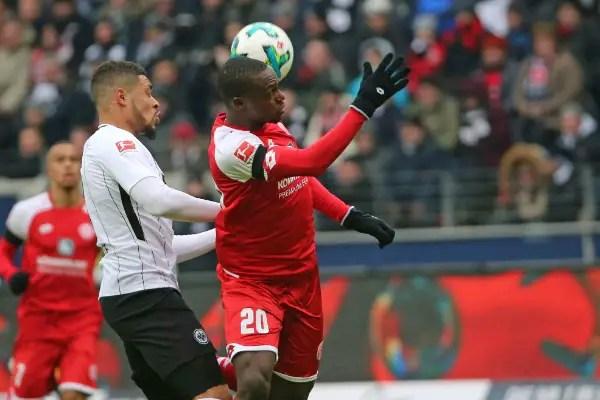 Mainz Sporting Director, Schroder: Ujah Will Relieve Pressure By Scoring Goals