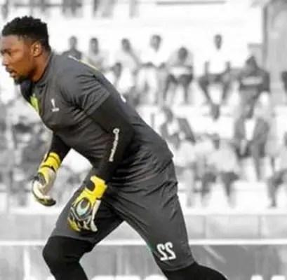 Plateau United Goalie, Odah: We Can Beat Etoile du Sahel