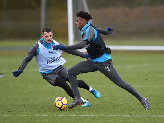 Iwobi: Arsenal Players Are Hurt By Poor Results, We'll Improve In Defence, Attack