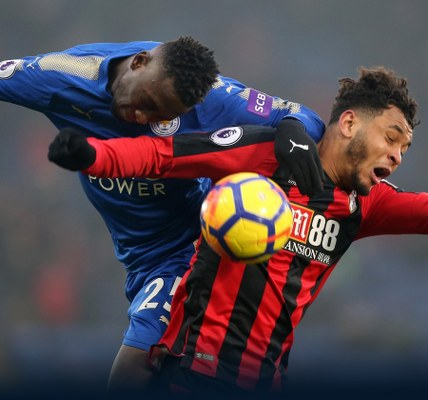 Ndidi Rated Highly In Leicester Draw With Bournemouth