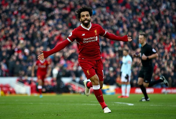 Salah Voted PFA February Player Of The Month