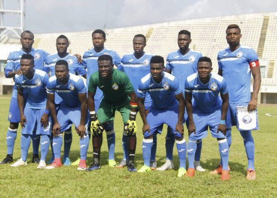 Enyimba Captain Sure Of CAFCC Progress, Sets Sights On Trophy